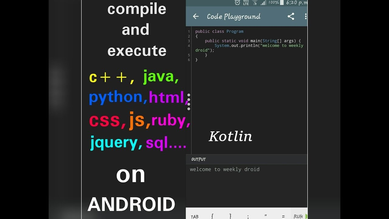 Top Programming Languages For Android App Development In Kenya 2020